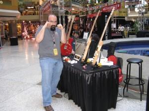 Salon des Instruments de Musique de Montréal 2008